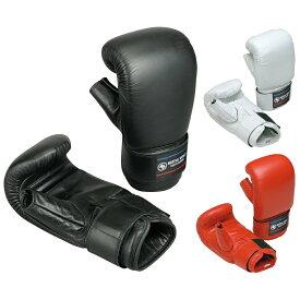 リストベルトパンチンググローブ PG40 マーシャルワールド製 格闘技 グローブ ボクシング 空手 トレーニング strongsports
