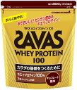 【全国送料無料】SAVAS(ザバス) ホエイプロテイン100 チョコレート 2520g(120食分)【strongsports】