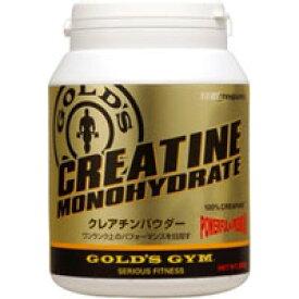 GOLD'S GYM(ゴールドジム)クレアチンパウダー 300g【strongsports】