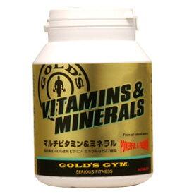 GOLD'S GYM(ゴールドジム)マルチビタミン&ミネラル 180粒【strongsports】