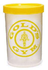 GOLD'S GYM(ゴールドジム)プロテインシェーカー(400ml)【strongsports】