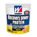 ウイダー リカバリーパワープロテイン ピーチ味 (1.02kg) 送料無料 プロティン ウィダー strongsports