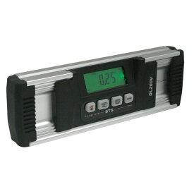 STS 防水型デジタル傾斜計 DL200V 新型センサー採用で測定レスポンスが大幅改良