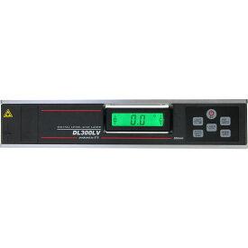 STS レーザー付デジタル傾斜計(防塵・防水型)DL300LV 防塵・防水IP54相当 レーザーポイント照射 バックライト付