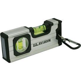 STS I型BOX 水平器 120mm SV120VM カラビナ付