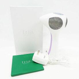 tria トリア Beauty LHR 4.0 家庭用 レーザー脱毛器 ホワイト系 【中古】