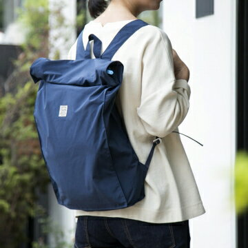TO&FRO/BACKPACK SQUARE ネイビー【あす楽対応】バックパック・リュック