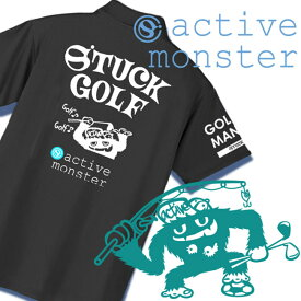 ACTIVE MONSTER GOLFPOLO