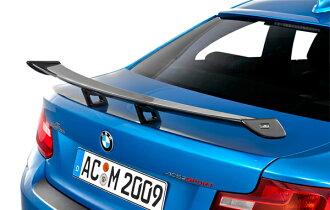 AC SCHNITZER賽車後部翅膀For BMW F87 M2