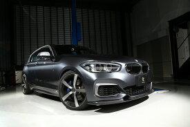 3D Designフロントカーボンリップスポイラー for BMW F20 Lci M-SPORT