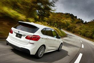 3D Design roof spoiler for BMW F45