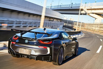 3D Design racing wing for BMW I12 i8