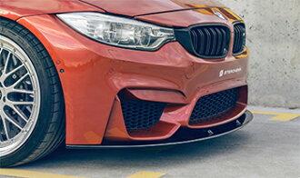 STERCKENN FRP front desk lip for BMW F80/M3 F82/M4