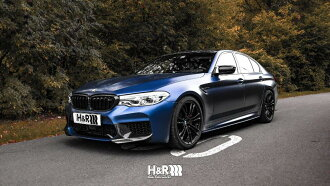 Lowdown spring for BMW F90 M5 made in H&R
