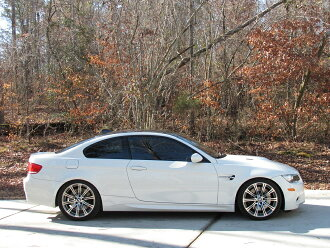H&R coil over kit E90/E92 M3