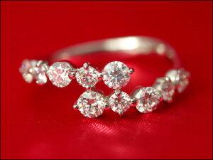 期間限定! 店内全品ポイント10倍 ジュエリー・アクセサリー ダイヤモンド リング スイートテンダイヤモンド リング 1.0ct スイートテン スイート10 ダイヤ リング ダイヤモンド リング プ