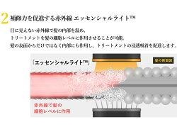 ケアプロCAREPROプロフェッショナル専用トリートメント浸透促進アイロンBUI-01ヘアアイロン