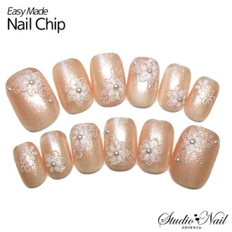 studio-nail: ◎It is containing 12 pieces of nail tips with the ...