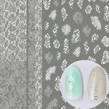 楽天市場】パイソン柄(ネイルシール|ネイルアート用品