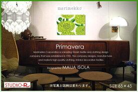ファブリックパネル ファブリックボード marimekko マリメッコ Primavera(GR)プリマヴェラ[SIZE:W65cm×H45cm]日本未発売!数量限定入荷しました。