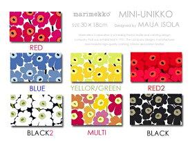 【全19色】 Marimekko (マリメッコ) ファブリックパネル ファブリックボード MINI-UNIKKO ミニウニッコ 北欧/ファブリック [ご注文サイズ:W30cm×H18cm]
