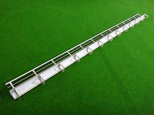 16番ゲージ用 現代型ワーレントラス橋(歩廊延長セット+224mm)