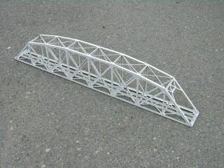 16番:β版 単線曲弦トラス橋(200フィートクラス 全長793mm)