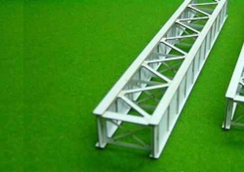 16番:β版 単線デッキガーダー橋(60mm/片面支材数5:2つ入り)