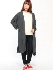 [Rakuten Fashion]【SALE/50%OFF】12GアゼアミLCD studio CLIP スタディオクリップ ニット カーディガン グレー ピンク ホワイト ネイビー【RBA_E】