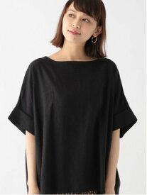 [Rakuten Fashion]LRソデキリカエTEEBL studio CLIP スタディオクリップ カットソー Tシャツ ブラック ブルー レッド