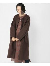[Rakuten Fashion]ライナーキルトツキ3WAYCT studio CLIP スタディオクリップ コート/ジャケット ロングコート ブラウン グレー【送料無料】