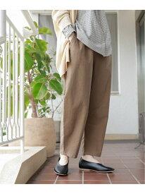 【SALE/30%OFF】サラサラカイテキバルーンPT studio CLIP スタディオクリップ パンツ/ジーンズ フルレングス ブラウン カーキ ブラック【RBA_E】[Rakuten Fashion]