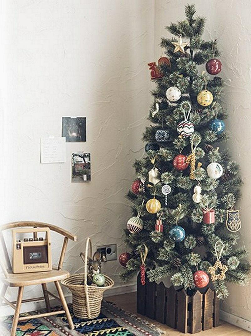 studio CLIP クリスマスハーフツリー 150cm スタディオクリップ【送料無料】