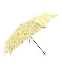 [Rakuten Fashion]ナンフツフラワーオリカサ studio CLIP スタディオクリップ ファッショングッズ 日傘/折りたたみ傘 イエロー ブルー ホワイト