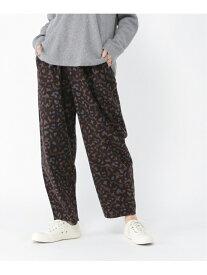 [Rakuten Fashion]スラウチマルシェPT studio CLIP スタディオクリップ パンツ/ジーンズ ワイド/バギーパンツ ホワイト ブラウン ネイビー ブラック ベージュ【送料無料】