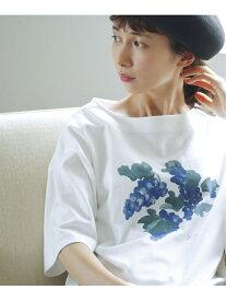 【SALE/50%OFF】OYブドウアソートPTT studio CLIP スタディオクリップ カットソー Tシャツ ホワイト ベージュ ブルー【RBA_E】[Rakuten Fashion]