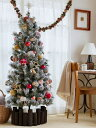 [Rakuten BRAND AVENUE]【SALE/20%OFF】クリスマスツリー SNOW 150cm studio CLIP スタディオクリップ 生活雑...