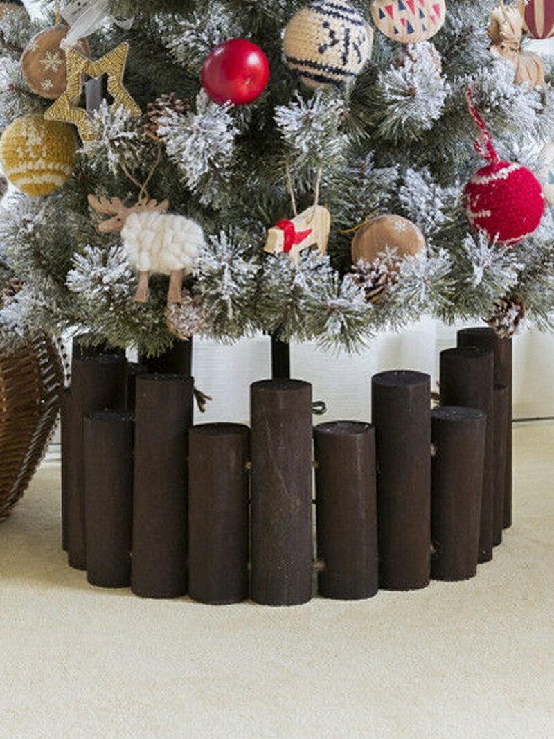 [Rakuten BRAND AVENUE]クリスマスツリー 丸太足かくし studio CLIP スタディオクリップ 生活雑貨