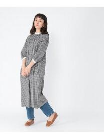 [Rakuten Fashion]CアソートバンドカラーOP studio CLIP スタディオクリップ ワンピース シャツワンピース ブラック グレー レッド【送料無料】