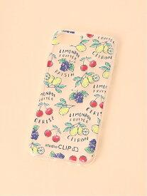 【SALE/50%OFF】フルーツTPUモバイルケース(iPhone6/6s/7/8) studio CLIP スタディオクリップ ファッショングッズ 携帯ケース/アクセサリー イエロー【RBA_E】[Rakuten Fashion]