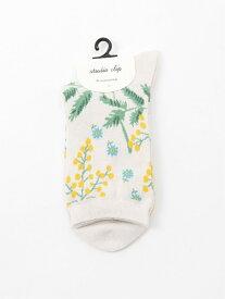 [Rakuten Fashion]ガラアソートソックス studio CLIP スタディオクリップ ファッショングッズ ソックス/靴下 ホワイト グレー ネイビー ブルー