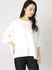 【SALE/50%OFF】LM-シルケット5STシャツ studio CLIP スタディオクリップ カットソー Tシャツ ホワイト ブラック ブラウン【RBA_E】[Rakuten Fashion]