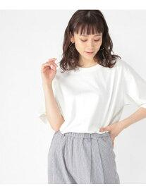 [Rakuten Fashion]【SALE/30%OFF】USAキノウツキHSPO studio CLIP スタディオクリップ カットソー Tシャツ ホワイト カーキ ブラック ブラウン ベージュ【RBA_E】