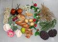 収穫祭のスワッグキット手作り造花