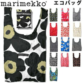 マリメッコ エコバッグ MARIMEKKO 鞄 (7403-0015)