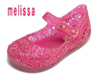 翻译和产品迷你梅利莎坎曲折孩子儿童粉红粉红闪光银 12.5 厘米 US6.0 迷你梅丽莎坎曲折 30990-06738 (ml197)