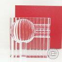 【Baccaratバカラ】 HABANAハバナ 葉巻用 アッシュトレイ/灰皿 灰皿 ガラス ユニセックス 【中古】