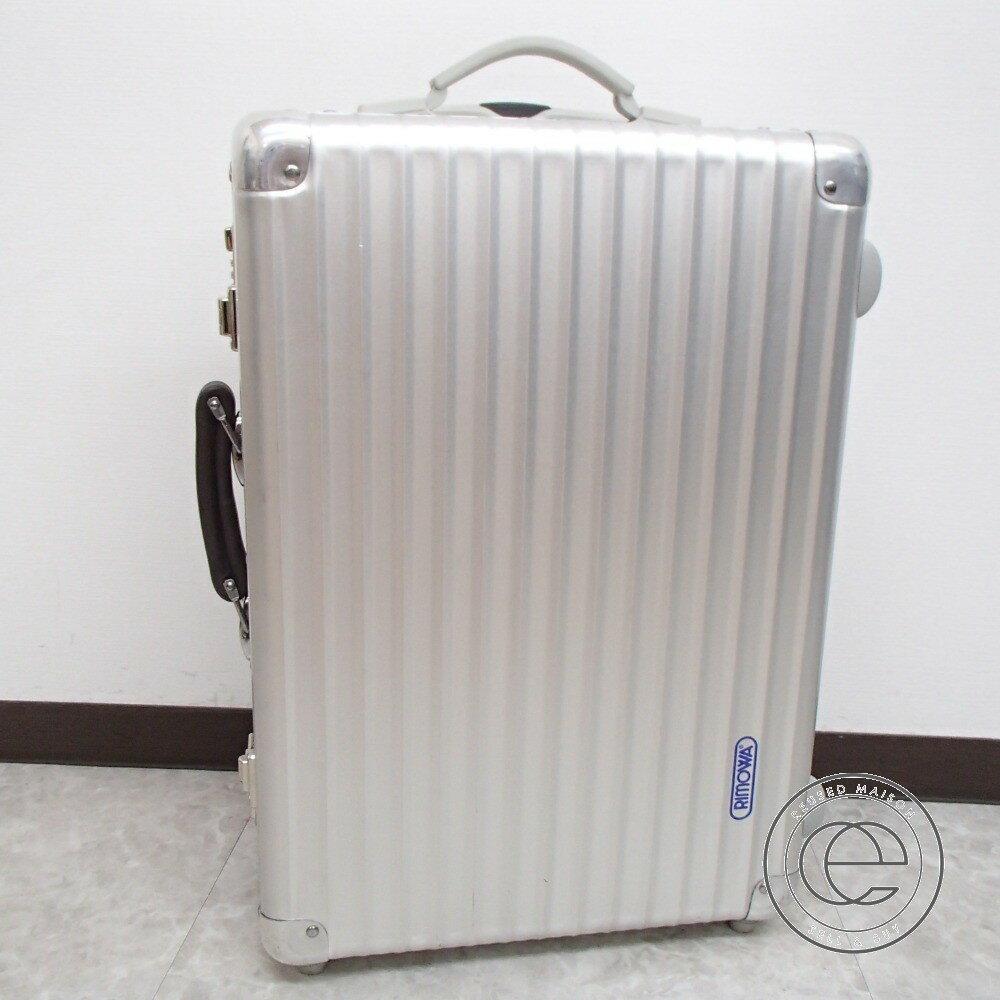 RIMOWA【リモワ】 976.52 Classic Flight Cabin クラシックフライトキャビン 2輪 スーツケース35L アルミニウム 【中古】