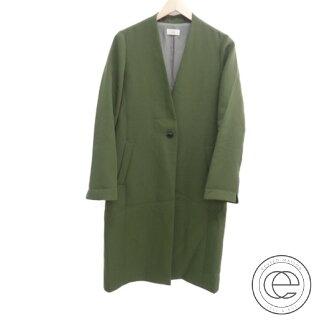 IENA Jena VI/PE V neck coat 40 khaki Lady's