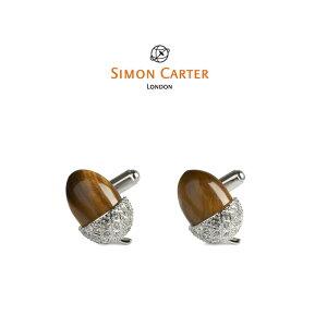 カフス ブランド サイモンカーター Simon Carter acorn / SIMON CARTER ( サイモン・カーター )ギフト プレゼント【アクセサリー】送料無料